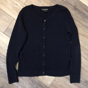 Eddie Bauer | Cable Knit Cardigan
